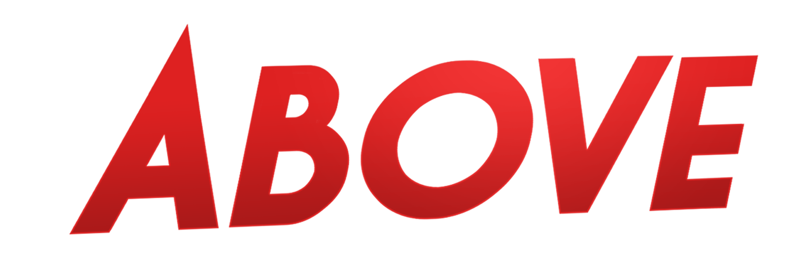 Above logo logotype